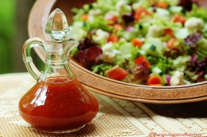 honey french dressing