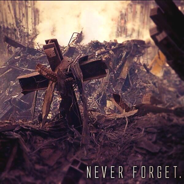 never-forget-ground-zero-cross